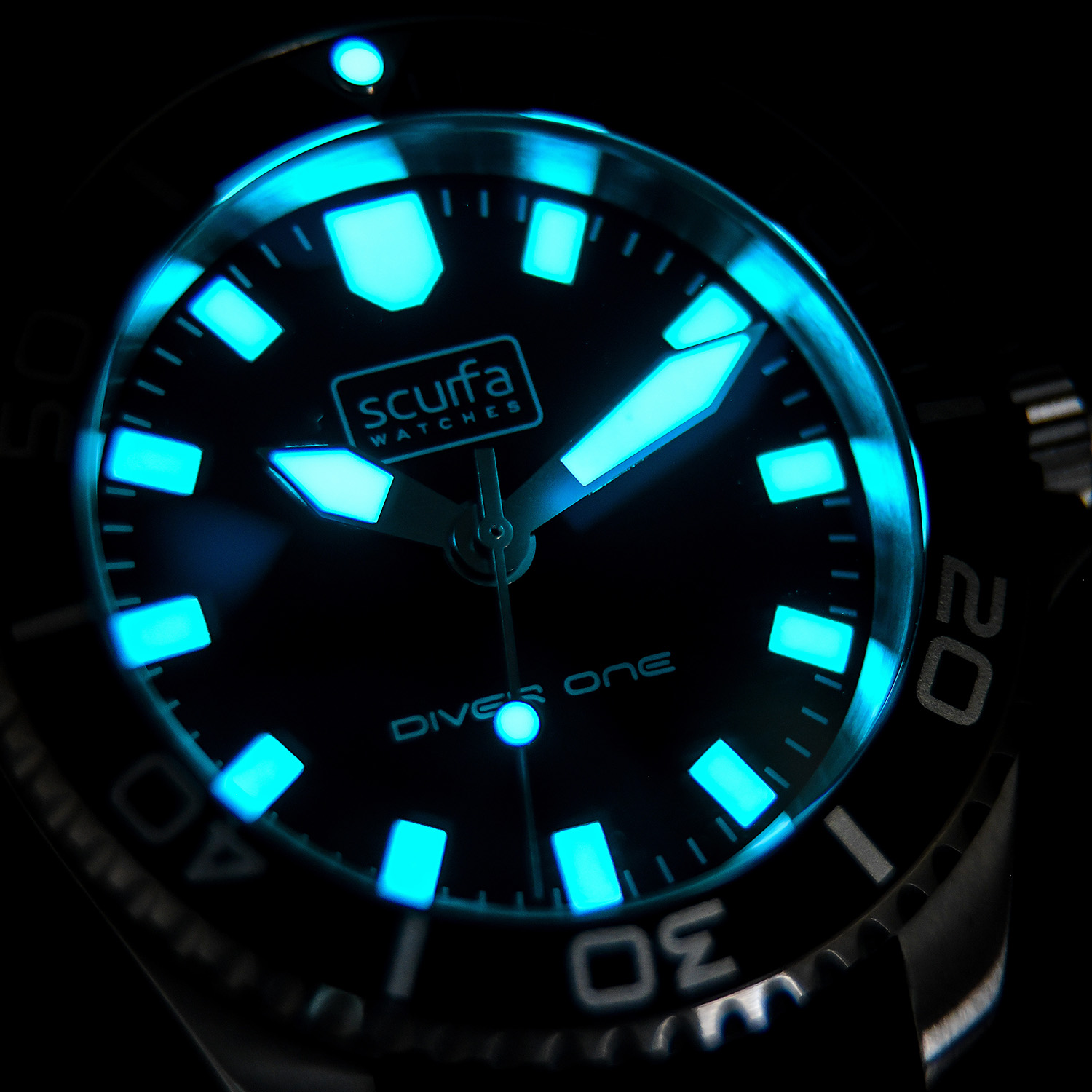 Diver One D1 500 Nd713 Black 10