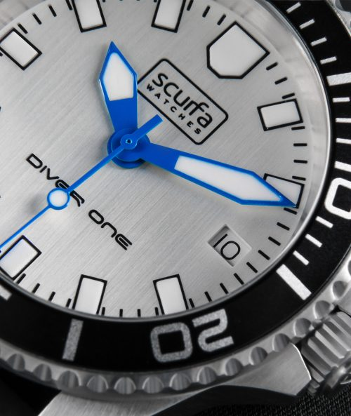 Diver One D1 500 Silver Scurfa 02