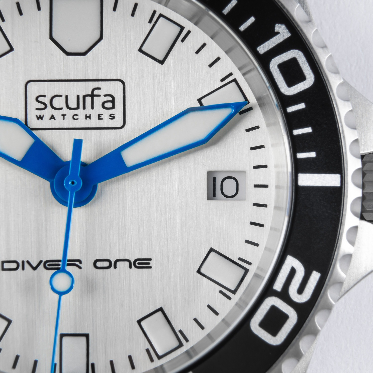 Diver One D1 500 Silver Scurfa 03